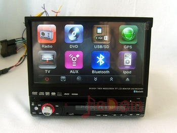 single din 1 din single din lcd tft 1 din car radio gps