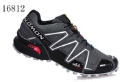 2013 sell well Salomon Running Shoes Men's Sports Shoes And Men Athletic Shoes Outdoor Shoes Free Shipping High Quality