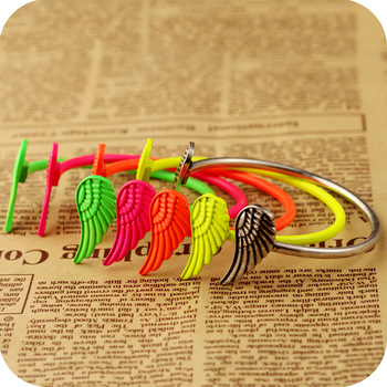 2013 bracelet new neon color candy color bracelet  mix colors