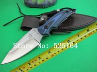 Light Foot Full Tang 5Cr13Wov Blade Micarta Handle Commander Hunting Knife Fixed Blade H-M12