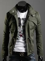 Coat Man Camouflage Military Jackets Man Spring 2014 Conjunto De Agasalhos Esportivos Masculinos mens korean green army jackets