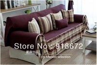 New product!!Minimalist cotton and linen sofa cover & only our store On aliexpress  full 180cm*260cm or 200cm*200cm