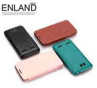 Fashion Cases Original For Huawei U8950D U9508 C8950D G600 Genuine Brand ENLAND Luxury Leather Flip Wallet Case Cover