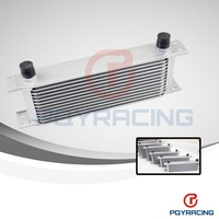 13 ROW AN-10AN UNIVERSAL ENGINE TRANSMISSION OIL COOLER