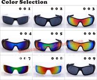 Wholesale a lot  oculos de sol  polycarbonate lens Bicycle Cycling Men Women Sunglasses Sports Sunglass 36968