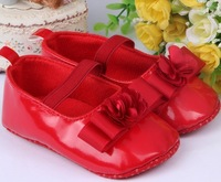 Пинетки green color lovery soft sole baby first walkers baby shoes