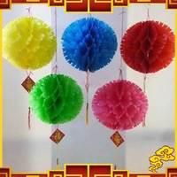 Free Shipping 20pcs/lot 20cm Multicolour Burry Paper Lantern Waterproof Festival Decoration Paper Lantern