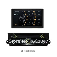 "8"" touch screen with 3G Car DVD Player for Renault Koleos"