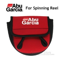 Hot Free Shipping Abu Garcia Fishing Bag Spinning Reel Bag Professional Stretch Glove Fishing Reel Bag Fishing Tackle GT183