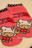 Women Cute Cartoon and Comic Book Characters Printed Cotton Socks