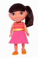 Free Shipping New Cartoon Dora The Explorer 22cm action  Figure Children toy Dora Figure doll  (4style for choose)