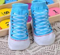 Hot sale Three-dimensional Slip-resistant Gift Children kids 0-1Year Old Baby Socks
