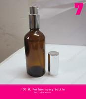 100 ml glass spray bottles ,frosted glass jars ,Free shipping oil bottle