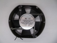 Ball Bearing Cooler Fan COMMONWEALTH 172x150x51mm FP-108EX-S1-B 220/240V 50/60Hz 0.22A 38W Cooling Fan