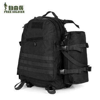 bag molle camp hiking backpack 3D U.S. tstactical bag men bag  shoulder bag 40L Field