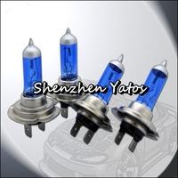 1Pair H7100W 12V Head Fog Xenon HID Super White  Bulb