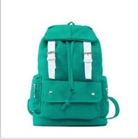 The new student travel bag canvas backpack, travel bag,women backpack,Institute of canvas backpack style,