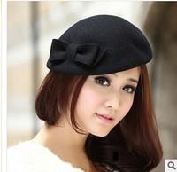 New Arrivals Autumn Winter Womens Fashion Beret Cap British Retro/vintage ladies Elegant Celebrity Fashion berets Hat