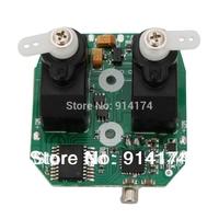 2pc Wholesale wltoys wl v911 spare parts  PCB Board V911-16 2.4G Receiver board for  V911 V911-1 V911-2 2.4G 4CH RC Helicopter