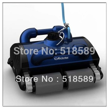 High Quality New Deaign Swimming Pool Cleaning Robot Automatic Robot Vacuum Pool Cleaners Free Shipping To Netherland