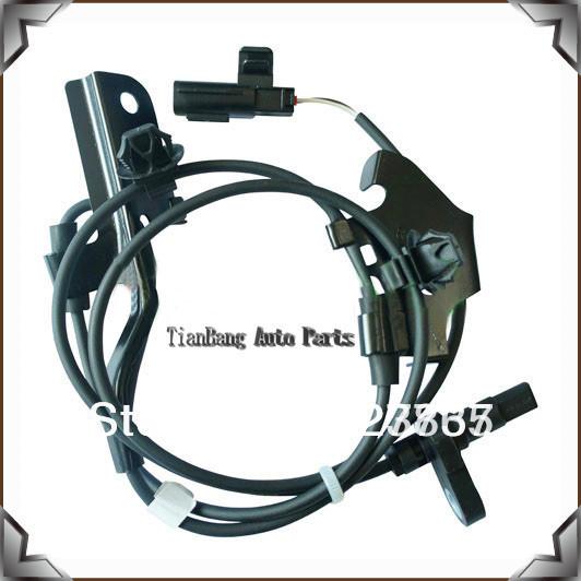 High Quality ABS sensor for TOYOTA corolla corolla R OEM: 89542-02080(China (Mainland))
