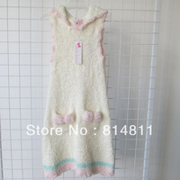 Free Shipping 2013 HOT SALE Sleeveless Lovely Nighty for Girls Beautiful Nightdresses for Ladies 3038