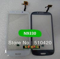 "Original new star N9330 Touch Screen Digitizer/Replacement for N9330 mtk6577 5.5"" Touch Panel 960*540 2 colors black/white"