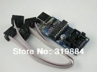 Free shipping 1x USBtinyISP v3.0 AVR ISP USB Programmer for microcontroller Burn Bootloader