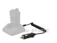 NEW Car charger cable for BAOFENG UV-5R, UV-5RA, UV-5RB, UV-5RE dual band radio