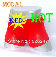 Free shipping Men's boxers Modal underware Sexy Hot Sale with big letter