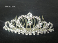 Silvery Children/Kids Beautiful Crown/Tiara