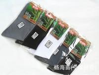 new 2015 HOT spring summer Men's Socks Bamboo Fiber cotton Male Breathable sport Socks men