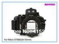 2014 News Diving camara house waterproof case Powershot camara pro underwater 40M camera bag for Nikon D7000