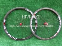 New C35 Road bike 3K full carbon bicycle wheelset tubular rim carbon wheelset 700C (38mm)+spokes+hubs