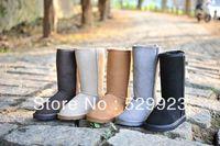Hot sale Women's 5815 Classic tall Snow boots,women shoes,women boots, boot (3pcs)