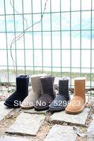 Hot sale Women's 5825 Classic short Snow boots,women shoes,women boots, boot (3pcs)