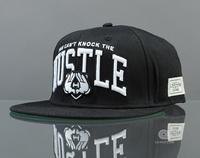 Brand new 2013 Cayler & Sons Snapbacks caps  classic  men's hip hop baseball hats  CS16 HUSTLE black