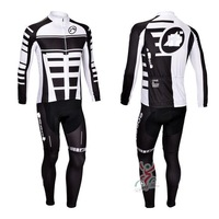 2013 Newest Tour De France ProTeam Long Sleeve Cycling Jerseys & Long Pants Set,Cycling Wear, Cycling Clothing for Men & Women