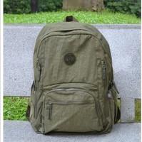 New foreign trade leisure backpack travel bag men and women outdoor polyester canvas shoulder bag man bag handbag