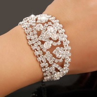 New Arrival!!2013 Christmal Gift Fashion CZ Diamond Bracelet,Charms Full Drill Women Bracelet,Jewelry Bracelet YHDSH011