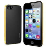 Bumblebee SPIGEN SGP New Neo Hybrid EX Series Anti-shock Bumper Frame Case Cover For iPhone 5 5g 5s mix color