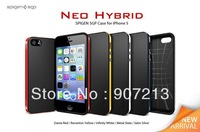 Wholesale - Bumblebee SPIGEN SGP New Neo Hybrid EX Series Anti-shock Bumper Frame Case Cover For iPhone 5 5g 5s
