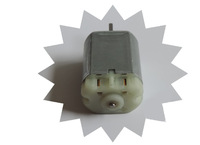 "Mini FC-280SC DC motor   for Smart Robot Camera or USB fan electric toys with ""D"" shaft"