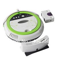 Robotic vacuum cleaner, -5 working mode,RF control,low noise,the best vacuum ,best robot