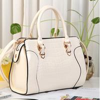 free Shipping 2013 New Messenger Bag Large Fashion Handbag Women Bags Famous Brands Leather shoulder Bag Handbags For Women