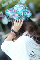 Manhattan NEW YORK floral snapback caps Woman's hiphop flower styles hats brand name Men's designer hat Cheap baseball cap