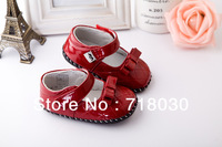HOT brand baby shoes baby perwalker shoes first walkers infant girl Genuine leather Soft bottom shoes free shipping 1006