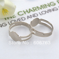 Free shipping/ Ring supporting accessories/ Polymer clay diy accessories/ ring care  50pieces/pack  MEHON pj-16