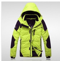 2013  New winter  brand men's down jacket men's down coat top quality Free shipping