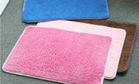 FREE SHIPPING Super absorbent mats bedroom Shorthair coral velvet microfiber mat floor mats